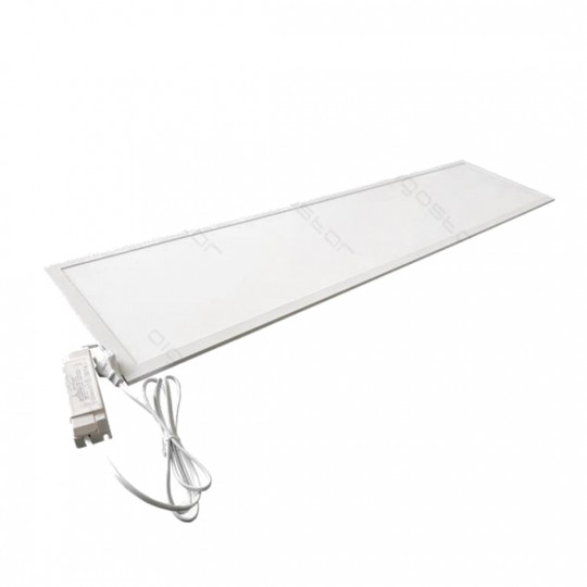 LED Panel 30x120 – 3000K – 32W – 3840lm – Dæmpbar (tilvalg) - 295x1195x8mm