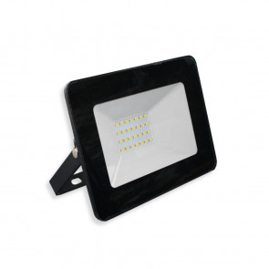 20W LED Projektør, Ultra Slim, 4000K, 1800lm