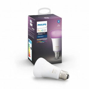 Philips Hue E27 | 9W | White & Color Ambiance