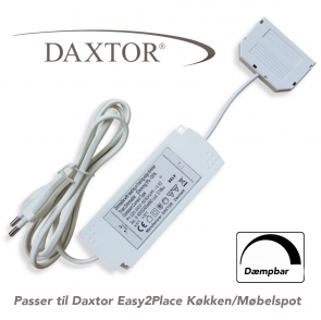 Daxtor Easy2place LED Driver m/6port