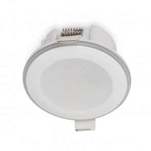 5.5W LED Spot Halo Mat.hvid, 40mm, 420lm, 3000K