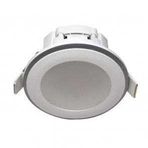 5.5W LED Spot Halo Mat.hvid Ø82, 40mm, 420lm, 3000K