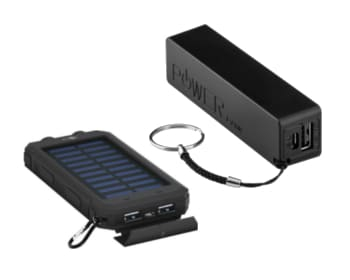 powerbank, powerbank lomme, powerbank udendørs, kraftig powerbank